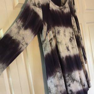 Dresses & Skirts - Tie Dye Tunic size 1X